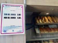 Bartın'da Ekmek Gramajı Ve Ekmek Fiyatları Arttı