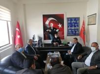 Başkan Arvas Ve Sabırlı'dan Emniyet Amirliğine Ziyaret