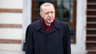 Başkan Erdoğan'dan başsağlığı mesajı!