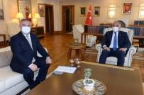 Başkan Oruçoğlu, Ankara'dan Müjdeyi Verdi Açıklaması 500 Kişiye İş İstihdamı Sağlanacak