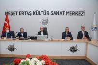 Belediye Başkanı Ekicioğlu, 'Önceki Dönem İşlerle Birlikte Yeni Projeler Hayata Geçiriyoruz'