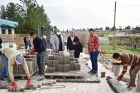 Ceylanpınar Kırsalında Çalışmalar Devam Ediyor