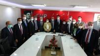 CHP'li 17 Vekil Karabük'te Vatandaşları Dinleyecek