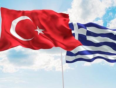Dışişleri'nden Yunan'a sert tepki!