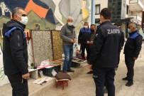 Diyarbakır'da Zabıta Ekipleri Kaldırım İşgallerine Son Veriyor