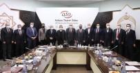 Erzincan TSO Heyetinden Ankara Çıkarması