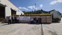 Erzurumlular Derneği'nden Ramazan Öncesi 750 Adet Yardım Kolisi