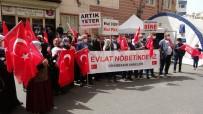 Evlat Nöbetindeki Baba Biçer Açıklaması 'HDP Ve PKK'nın Yalanlarına Kanma, Dön Kızım'