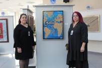 'Farklı Bakış' Hat Sergisi, Üsküdar'da Sanatseverlere Kapılarını Açtı