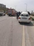 Hatay'da Beton Mikseri Otomobile Çarptı Açıklaması 1 Ölü