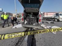 Kayseri'de Feci Kaza Açıklaması 2 Ölü, 1 Yaralı