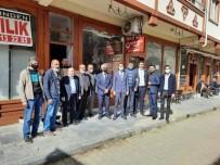 Oltu Büyük Birlik İlçe Başkanlığına Abdulrezak Aydemir Seçildi