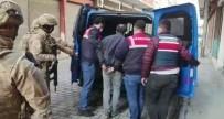 Osmaniye Merkezli DEAŞ Operasyonu Açıklaması 33 Gözaltı