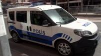 Otel'de Bıçaklı Kavga Açıklaması 1 Yaralı