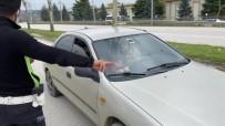 Polisin Durdurduğu Araçtakileri Ceza Korkusu Sardı Gerçek Başka Çıktı