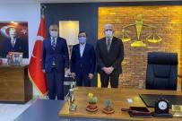 Rektör Levent'ten Erzincan Barosuna Ziyaret