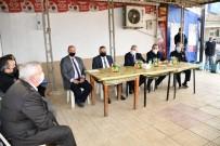 Saray'da Vatandaş Toplantısı