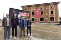 Şehit Eren Öztürk'ün Vasiyet Ettiği Cami İnşaatı Hayırseverlerin Yardımını Bekliyor