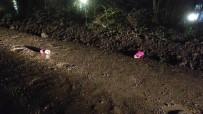Sevgilisiyle Tartışarak Kaçmaya Çalışan Kadını 1 Km Uzakta Buldular