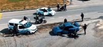 Siirt'te Aksiyon İçerikli Polis Tanıtım Filmi Çekildi