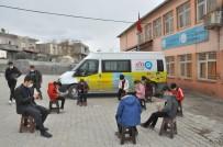 Şırnak'ta EBA Mobil Destek Aracı Köy Yollarında