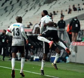 Süper Lig Açıklaması Beşiktaş Açıklaması 3 - Aytemiz Alanyaspor Açıklaması 0 (Maç Sonucu)