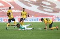 Süper Lig Açıklaması Konyaspor Açıklaması 1 - MKE Ankaragücü Açıklaması 1