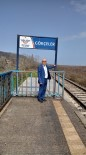 Trenin Ara Duraklarda Durmaması Vatandaşı Mağdur Etti
