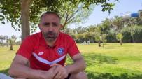 Ülkede Gündem Olan Sakaryalı Futbolcu Konuştu