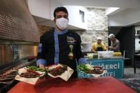 Urfalı Ustalar Edirneli Ustaları Ciğer Kebabı Yemeye Davet Etti