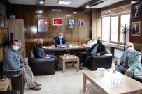 Aktif Gençlik Ve Spor Kulübü Yönetimi, GMİS'i Ziyaret Etti