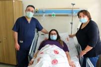 Almanya'dan Geldi, Sivas'ta Sağlığına Kavuştu