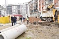 Başkan Öz Açıklaması 'Kanalizasyon Meselesini Çözüyoruz'