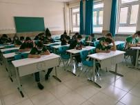 Büyükşehir 8. Sınıflara İzleme Ve Değerlendirme Sınavı Yaptı