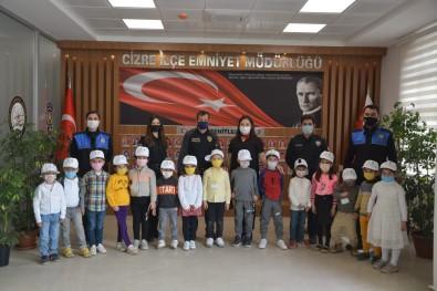 Cizre'de Polis Haftası Etkinlikleri