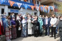 Diyarbakır'da AK Parti'ye Dev Katılım Açıklaması 400 Kişi AK Parti'li Oldu
