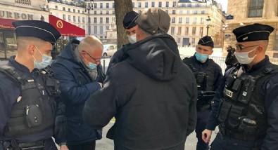 Fransız vekil Prud'homme öğrencilerin eylemine katıldığı gerekçesiyle meclise alınmadı