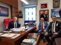 Genel Sekreter Uzun, Milletvekilleri Ünal Ve Güneş İle Bir Araya Geldi