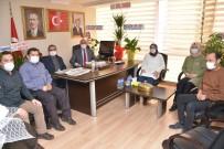 İl Genel Meclis Başkanı Sözen'e Hayırlı Olsun Ziyareti