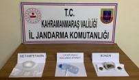 Kahramanmaraş'ta Uyuşturucu Operasyonları Açıklaması 13 Gözaltı