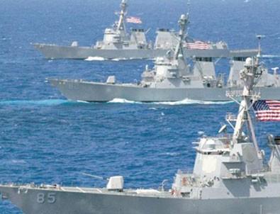 ABD Karadeniz'e savaş gemilerini yollamayı düşünüyor!