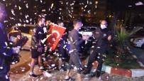 Kavga İhbarına Giden Polis Ekiplerine Sürpriz
