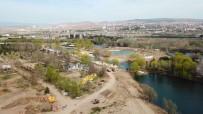 Kızılırmak Nehri Üzerine 67 Milyon Liralık 'Millet Bahçesi' İnşa Ediliyor