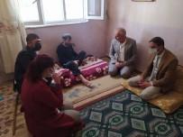 MHP Diyarbakır İl Başkanı Kayaalp, Sağlık Sorunları Olan Vatandaşla Bir Araya Geldi