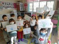 Öğrenciler Yaptıkları Resimleri Gönderdi