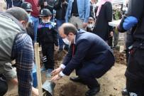 Şırnak'ta 176 Şehit Polis İçin 176 Fidan Toprakla Buluştu