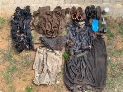 Tunceli'deki Eren-7 Operasyonunda 4 Sığınak İmha Edildi