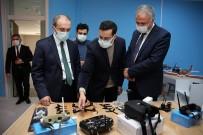Türkiye'nin İlklerini Barındıran 'Tasarım Ve Beceri Merkezi' Açılış İçin Gün Sayıyor