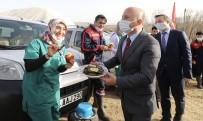 Vali Varol 'Etçi Ve Kombine Irkların Yaygınlaştırılması Projesi' Açılış Programına Katıldı