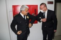 Ağrı Milli Eğitim Müdürü Tekin'den Polis Haftası Ziyareti